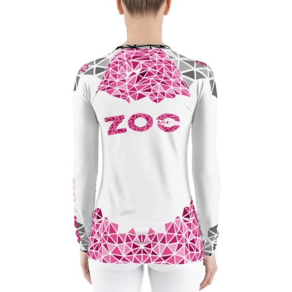 "Zoo ""Loup"" - Rashguard Femmes"