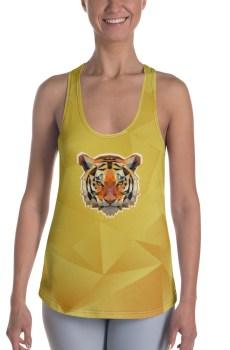 """Zoo """"Tigre"""" - Débardeur dos nageur Femme"""
