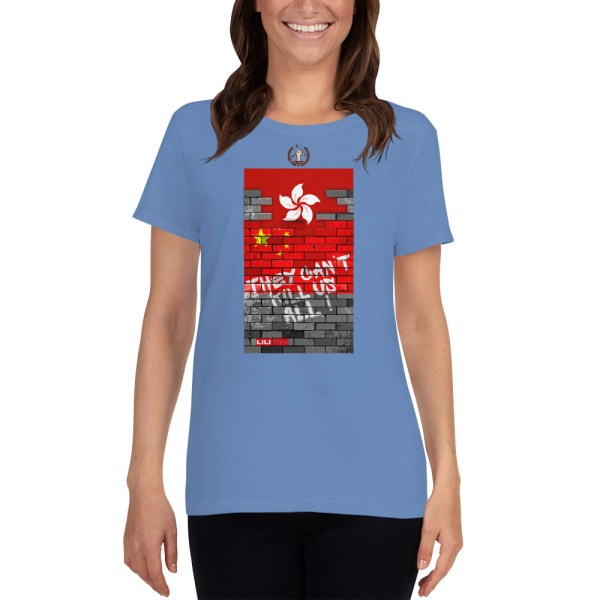 Ruina Imperii : They Can't Kill Us All ! - T-shirt pour Femmes - 9