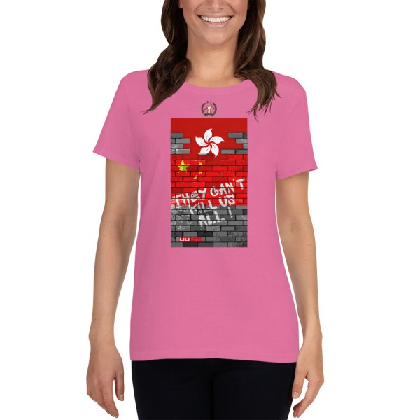 Ruina Imperii : They Can't Kill Us All ! - T-shirt pour Femmes - 13