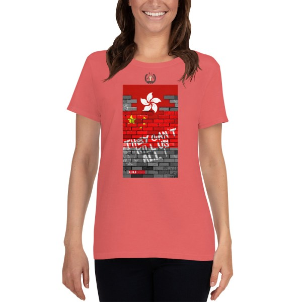 Ruina Imperii : They Can't Kill Us All ! - T-shirt pour Femmes - 10