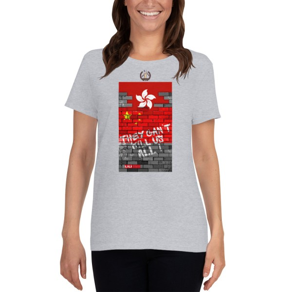 Ruina Imperii : They Can't Kill Us All ! - T-shirt pour Femmes - 6