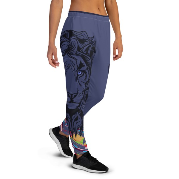 """Zoo : Lion Edition """"Grey Queen"""" - Pantalon Jogging pour femme"""