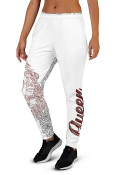 "Zoo : Lion Edition ""Red Queen"" - Pantalon Jogging pour femme"