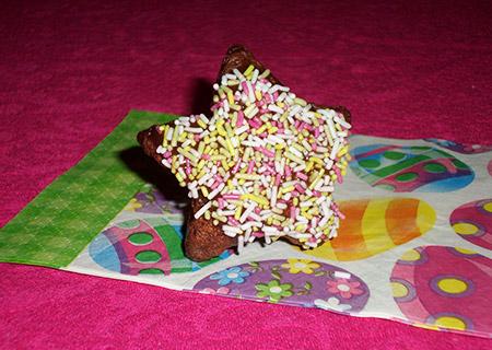 Gâteaux au chocolat de Pâques/Noël
