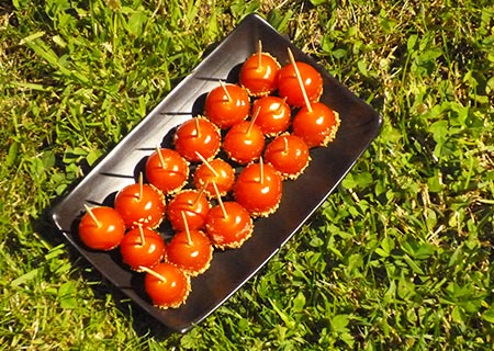 Minis tomates d'amour
