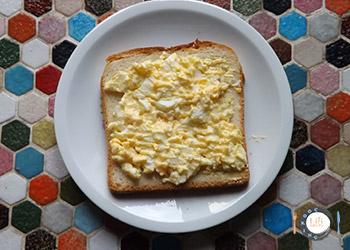Dressage Sandwich