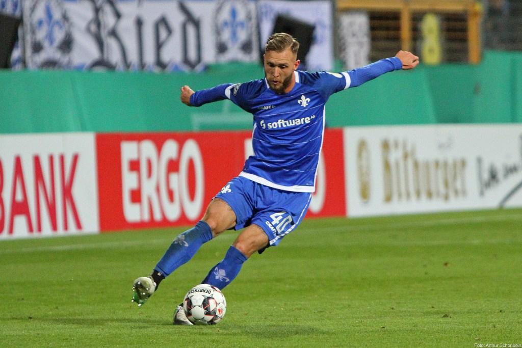 Tim Rieder, SV Darmstadt 98