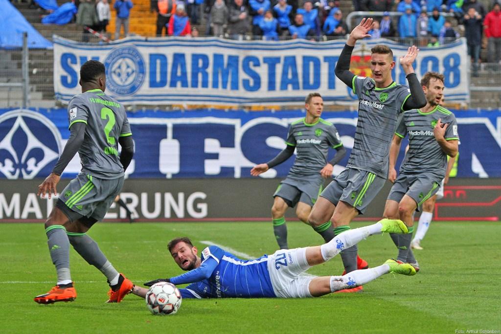SV Darmstadt 98 - FC Ingolstadt