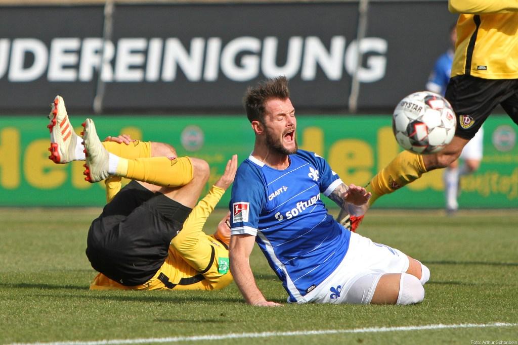 Marcel Heller, SV Darmstadt 98