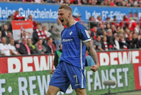 Felix Platte, SV Darmstadt 98