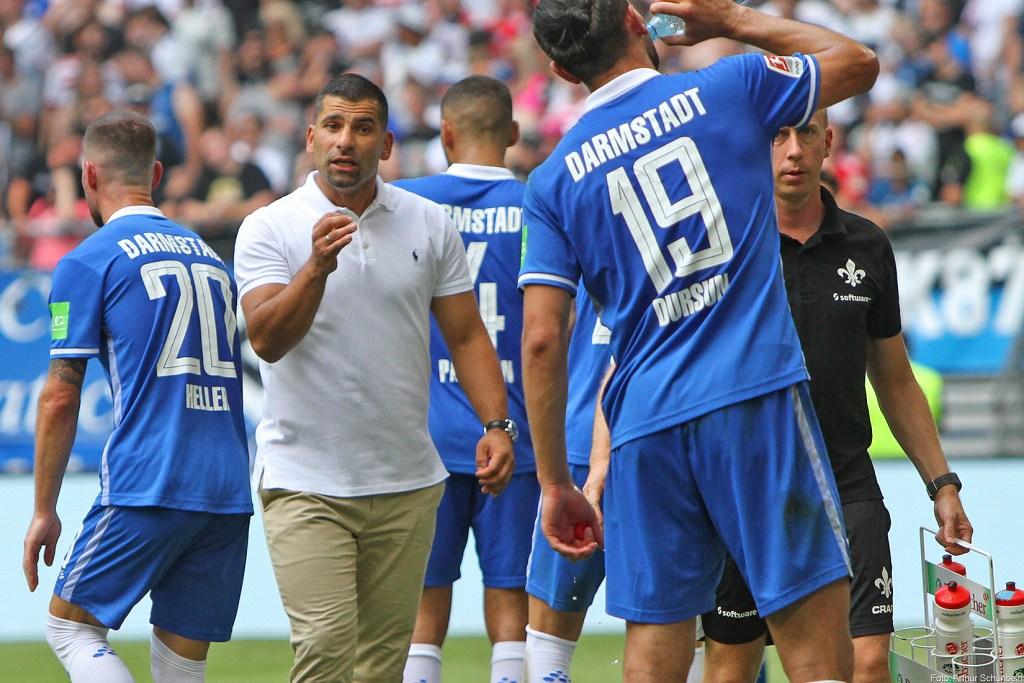 Dimitrios Grammozis, SV Darmstadt 98