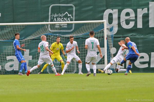 SV Darmstadt - 98 - SV Werder Bremen, Testspiel