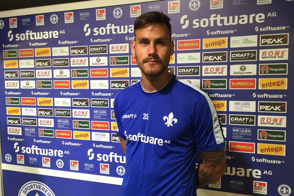 Dario Dumic, SV Darmstadt 98