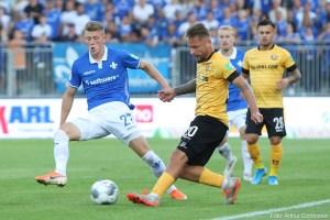 Tim Skarke, SV Darmstadt 98 - Dynamo Dresden