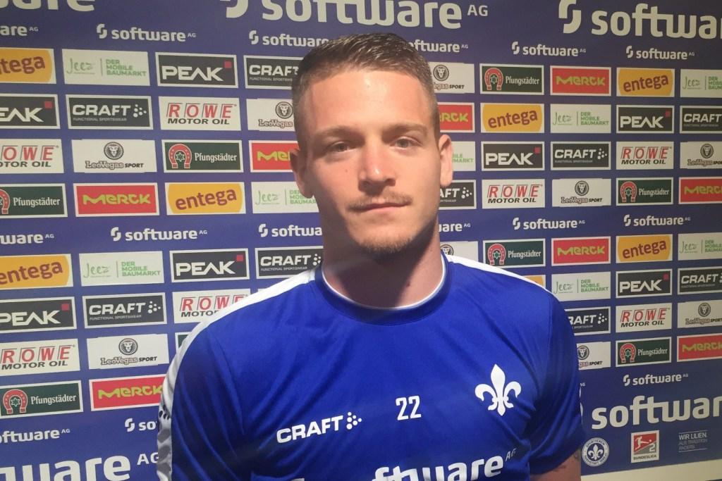 Ognjen Ozegovic, SV Darmstadt 98