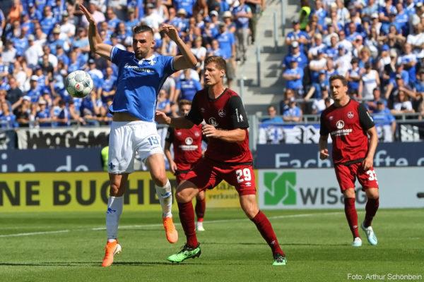SV Darmstadt 98 - 1. FC Nürnberg