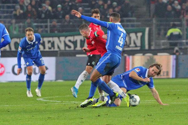Hannover 96 - SV Darmstadt 98