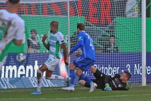 SG Greuther Fürth gegen SV Darmstadt 98