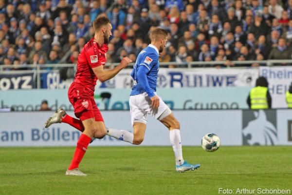 SV Darmstadt 98 - VfB Stuttgart