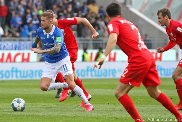 Tobias Kempe, SV Darmstadt 98