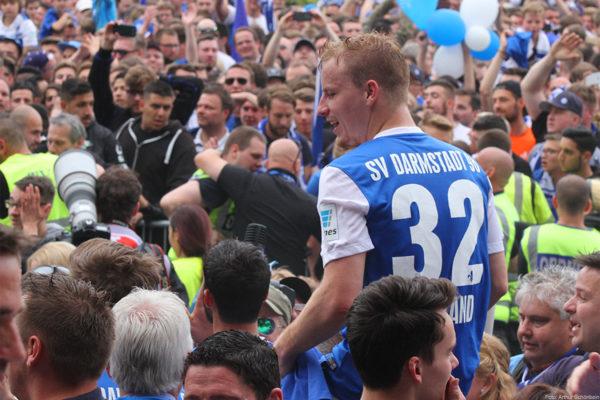 SV Darmstadt 98 - FC St. Pauli - Archiv