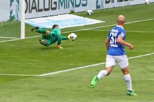 Marcel Schuhen, SV Darmstadt 98 - Hannover 96