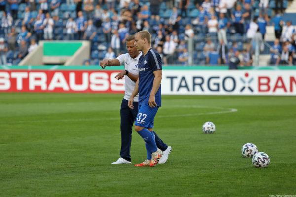 FC Magdeburg - Darmstadt 98 DFB Pokal