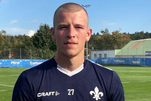 Tim Skarke, SV Darmstadt 98