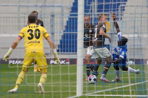 SV Darmstadt 98 - 1. FC St.Pauli