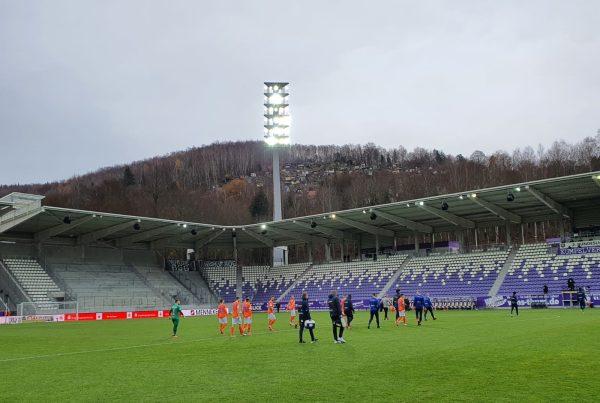 Erzgebirge Aue - SV Darmstadt 98