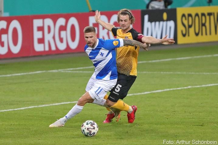 Tobias Kempe, Dynamo Dresden - SV Darmstadt 98