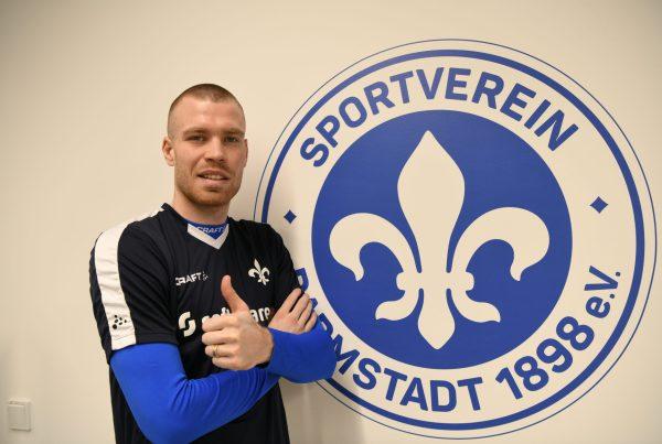Thomas Isherwood, SV Darmstadt 98