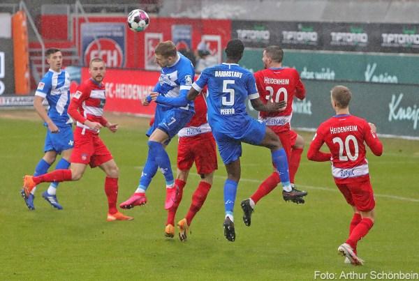 FC Heidenheim - SV Darmstadt 98