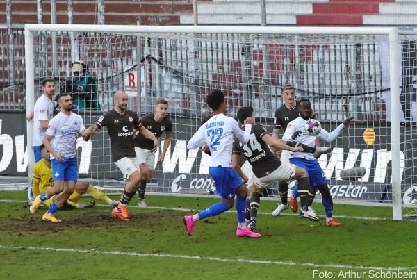 SV Darmstadt - FC St. Pauli