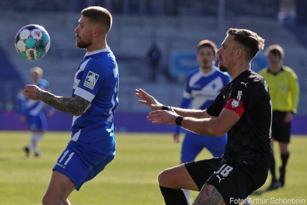 SV Darmstadt 98 - VfL Osnabrück