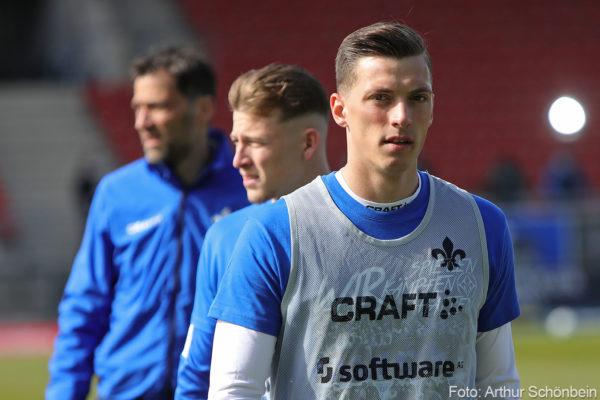 Nicolai Rapp, Eintracht Braunschweig - SV Darmstadt 98