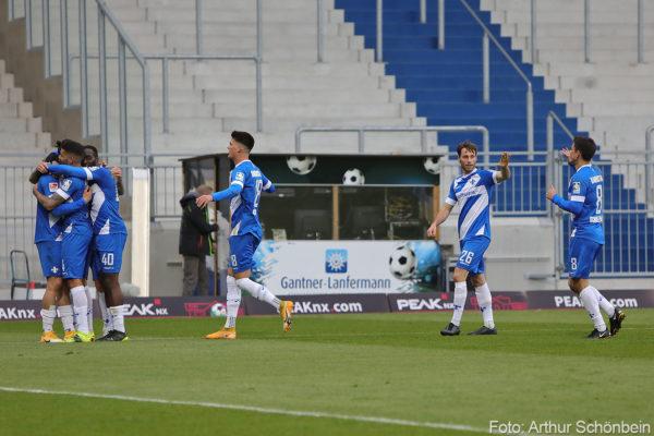 SV Darmstadt 98 - SpVgg Greuther Fürth