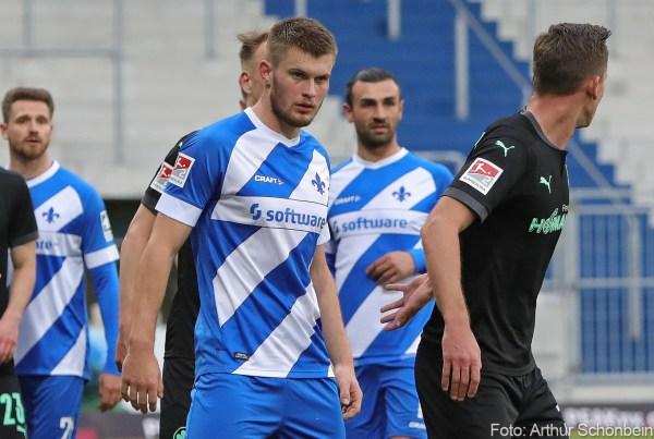 Lars Lukas Mai, SV Darmstadt 98 - SpVgg Greuther Fürth