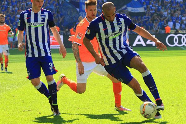 Hertha BSC Berlin - SV Darmstadt 98 Archiv