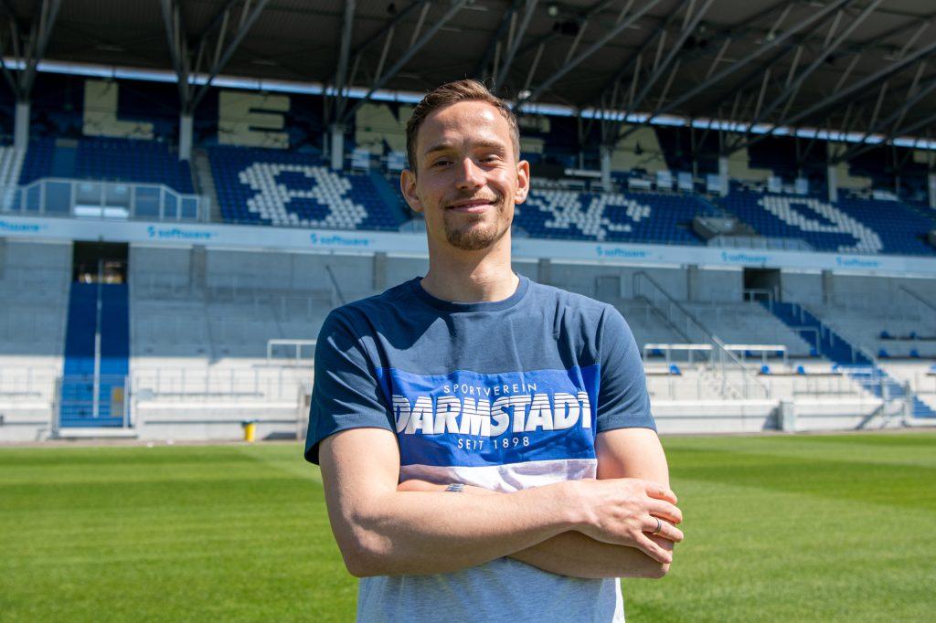 Jannik Müller, SV Darmstadt 98