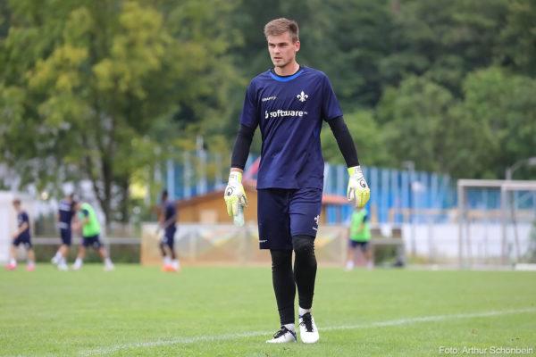 Morten Behrens, SV Darmstadt 98