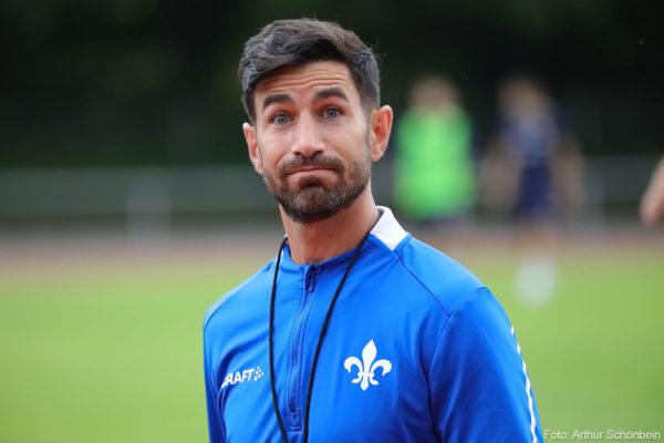 Ovid Hajou, SV Darmstadt 98