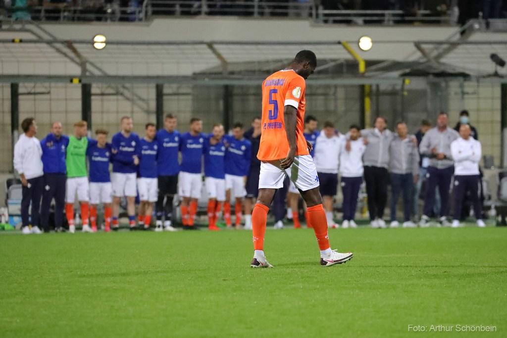 Patric Pfeiffer, TSV 1860 München - SV Darmstadt 98