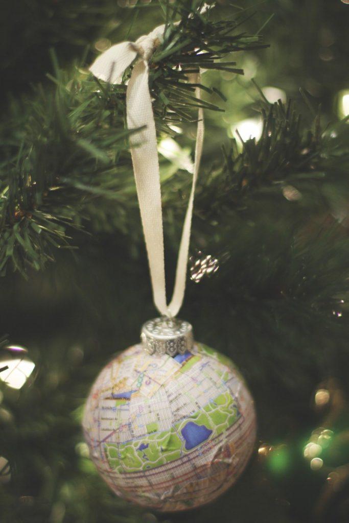 DIY NYC Ornaments