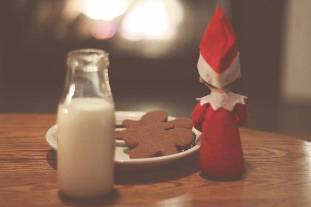 Elf on the Shelf: Waiting for Santa