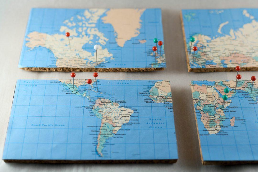 DIY Pin Travel