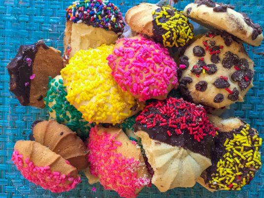 Sugar Cookies!