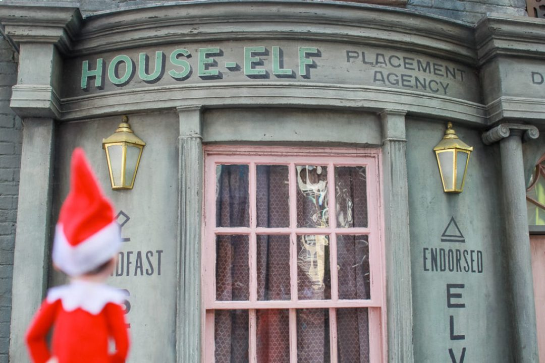 Elf Placement Agency