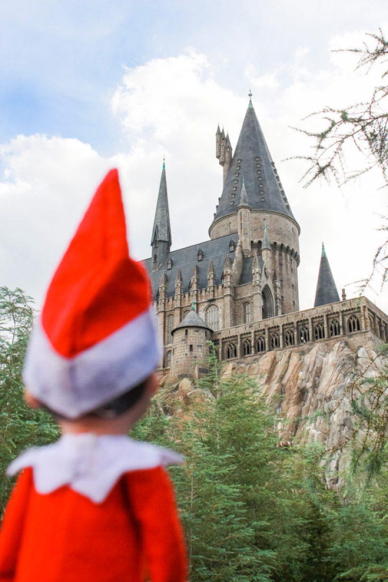 Harvey at Hogwarts
